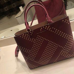 Mk studded handbags new